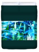 Float 2 Horizontal Duvet Cover by Angelina Vick