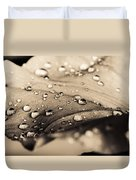 Floral Close-up IIi Duvet Cover by Marco Oliveira