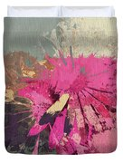 Floral Fiesta - s33bt01 Duvet Cover by Variance Collections