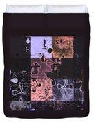 Florus Pokus 02e Duvet Cover by Variance Collections