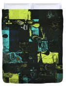 Florus Pokus a01 Duvet Cover by Variance Collections