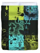 Florus Pokus a02 Duvet Cover by Variance Collections