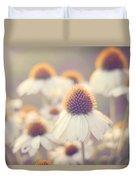 Flowerchild Duvet Cover by Amy Tyler