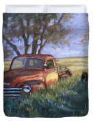 Forgotten But Still Good Duvet Cover by Jerry McElroy