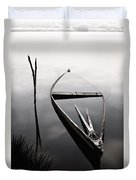 Forgotten In Time Duvet Cover by Jorge Maia
