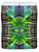 Fourth Dimension ap130511-22 Duvet Cover by Wingsdomain Art and Photography