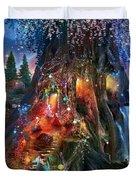 Foxglove Ball Duvet Cover by Aimee Stewart