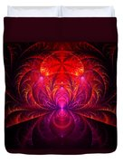 Fractal - Jewel Of The Nile Duvet Cover by Mike Savad