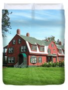 Franklin D. Roosevelts Beloved Island Campobello Duvet Cover by Edward Fielding