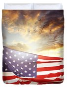 Freedom Duvet Cover by Les Cunliffe