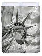 Freedom Duvet Cover by Sarah Batalka