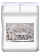 Freshwater Grocery Duvet Cover by Benanne Stiens
