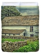 Friends Meeting House England Duvet Cover by Movie Poster Prints