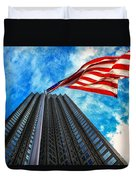From A Different Perspective II Duvet Cover by Rene Triay Photography