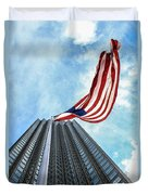 From A Different Perspective Duvet Cover by Rene Triay Photography