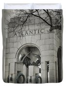 From The Atlantic Duvet Cover by Joan Carroll