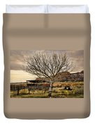 Frontier Duvet Cover by Heather Applegate