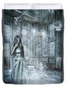 Frozen Hope Duvet Cover by Erik Brede