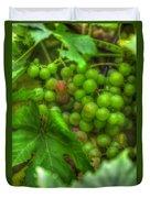 Fruit Bearing Duvet Cover by Heidi Smith