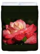 Full Bloom Duvet Cover by Juergen Roth