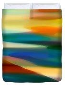 Fury Seascape 5 Duvet Cover by Amy Vangsgard