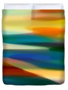 Fury Seascape 5 Duvet Cover by Amy Vangsgard