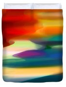 Fury Seascape Duvet Cover by Amy Vangsgard