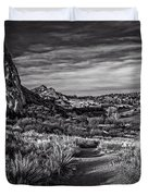 Garden Of The Gods 20 Duvet Cover by F Leblanc