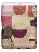 Geomix 01 - c19a2sp5ct1a Duvet Cover by Variance Collections
