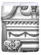 Georgian Splendor Duvet Cover by Adam Zebediah Joseph