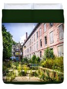 Glencoe-auburn Hotel In Cincinnati Picture Duvet Cover by Paul Velgos