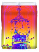 Good Time Duvet Cover by Hilde Widerberg