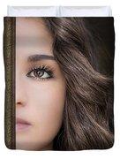 Half Remembered Dream Duvet Cover by Evelina Kremsdorf