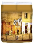 Hands On Me Duvet Cover by Valentino Visentini