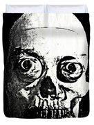 Happy Halloween Duvet Cover by John Malone