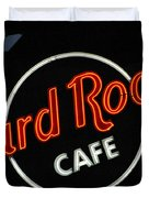 Hard Rock - St. Louis Duvet Cover by Gary Gingrich Galleries
