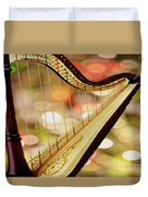 Harp Duvet Cover by Cheryl Young