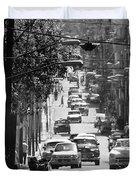 Havana 25c Duvet Cover by Andrew Fare