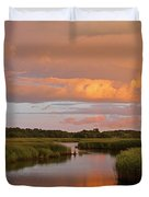 Heaven on Earth Duvet Cover by Juergen Roth