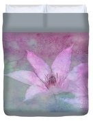 Heavenly Petals Duvet Cover by Betty LaRue