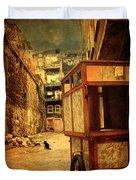 Helldorado Duvet Cover by Taylan Soyturk