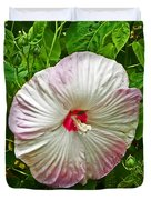 Hibiscus Duvet Cover by Aimee L Maher Photography and Art