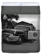 Highway Patrol 4 Duvet Cover by Tommy Anderson