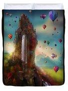 Hinchangtor Duvet Cover by Aimee Stewart