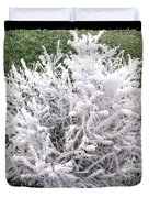 Hoarfrost 20 Duvet Cover by Will Borden