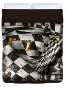 Hobby - Chess - Your Move Duvet Cover by Mike Savad