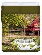 Hodgson Mill Duvet Cover by Steven Bateson
