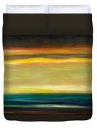 Horizons Duvet Cover by Gina De Gorna