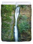 Horsetail Falls Duvet Cover by John Bailey