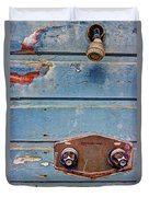 Hot And Cold Duvet Cover by Heidi Smith